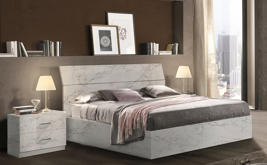 Bed Mary marmer