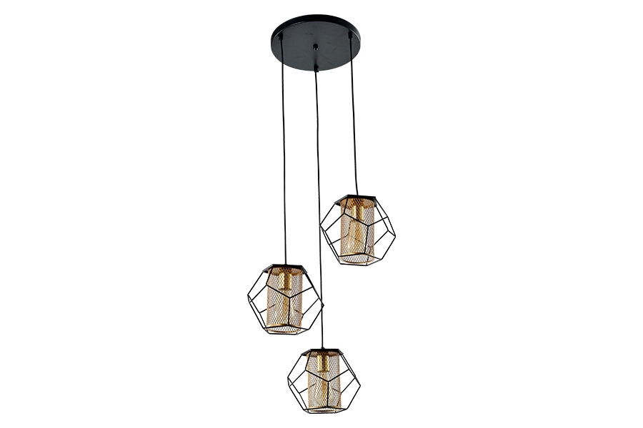 Hanglamp Blanche multi 2