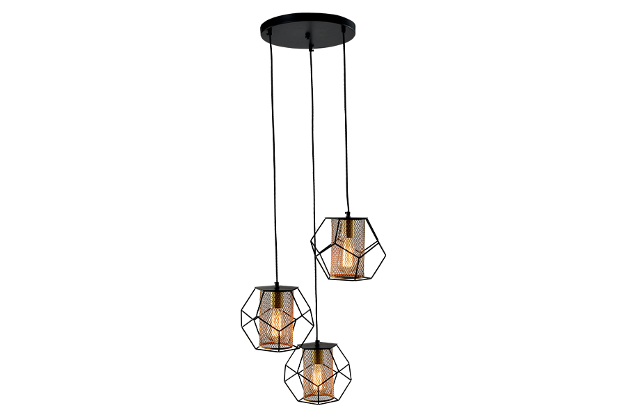 Hanglamp Blanche multi 1