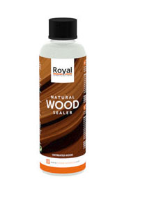 Natural Woodsealer 250ml 1