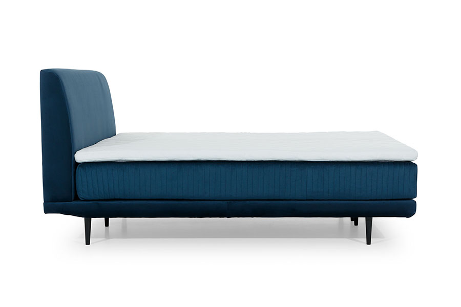 Stoffen bed Asteria (140/160/180 cm) 3