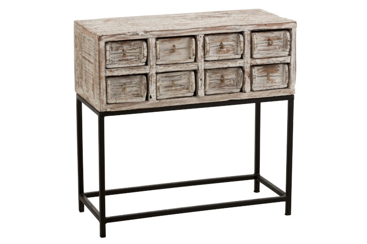 Sidetable met lades Caia 1